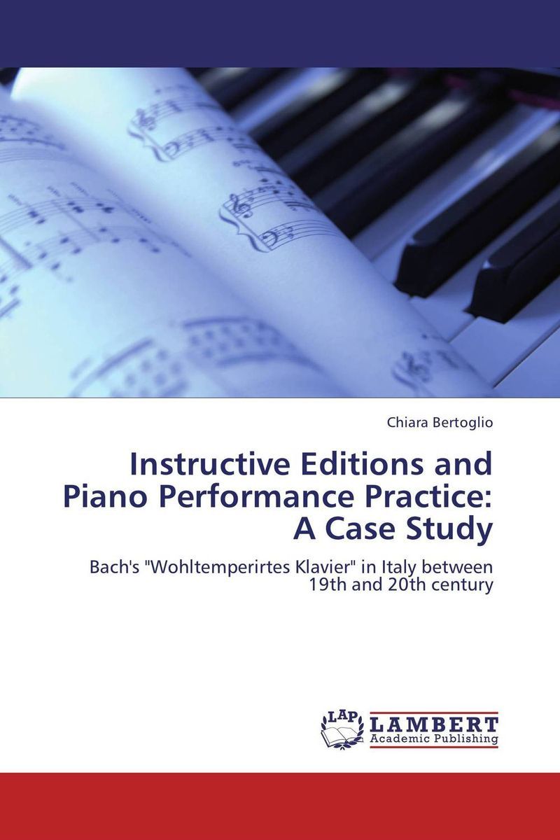 Instructive Editions and Piano Performance Practice: A Case Study spirituals and gospel music performance practice