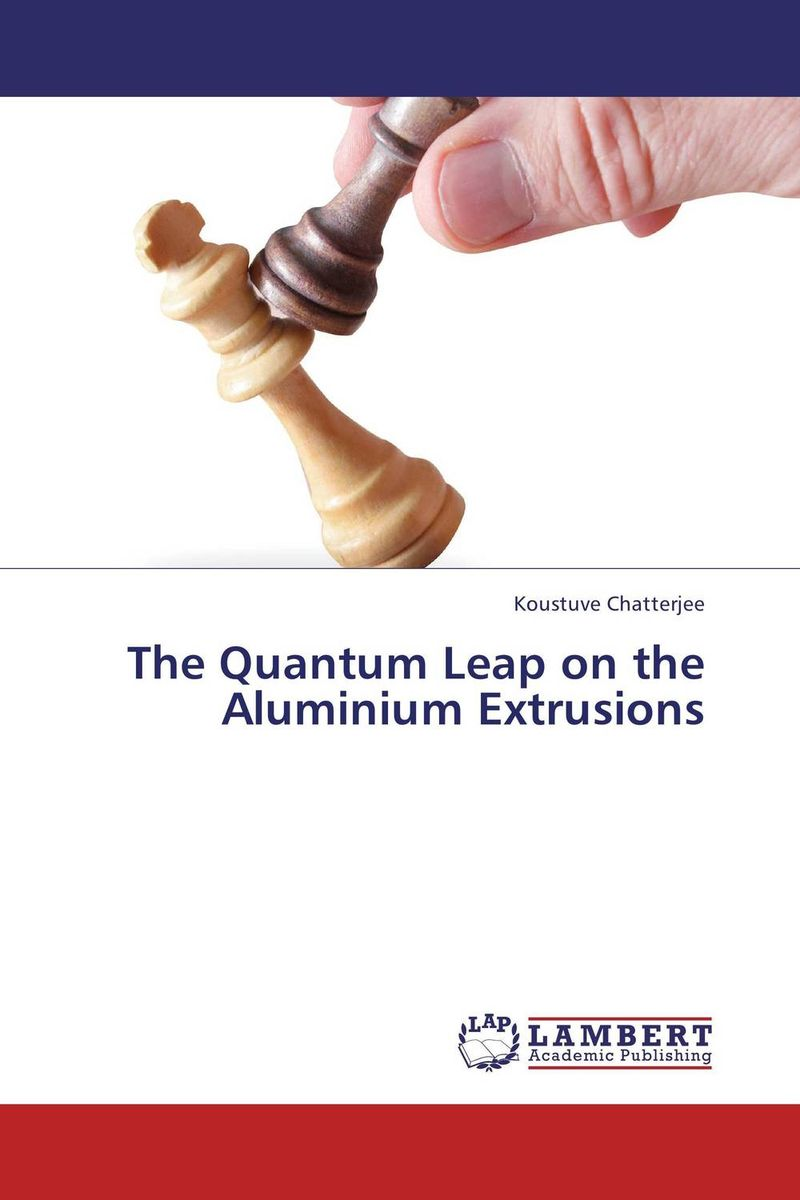 The Quantum Leap on the Aluminium Extrusions the salmon who dared to leap higher