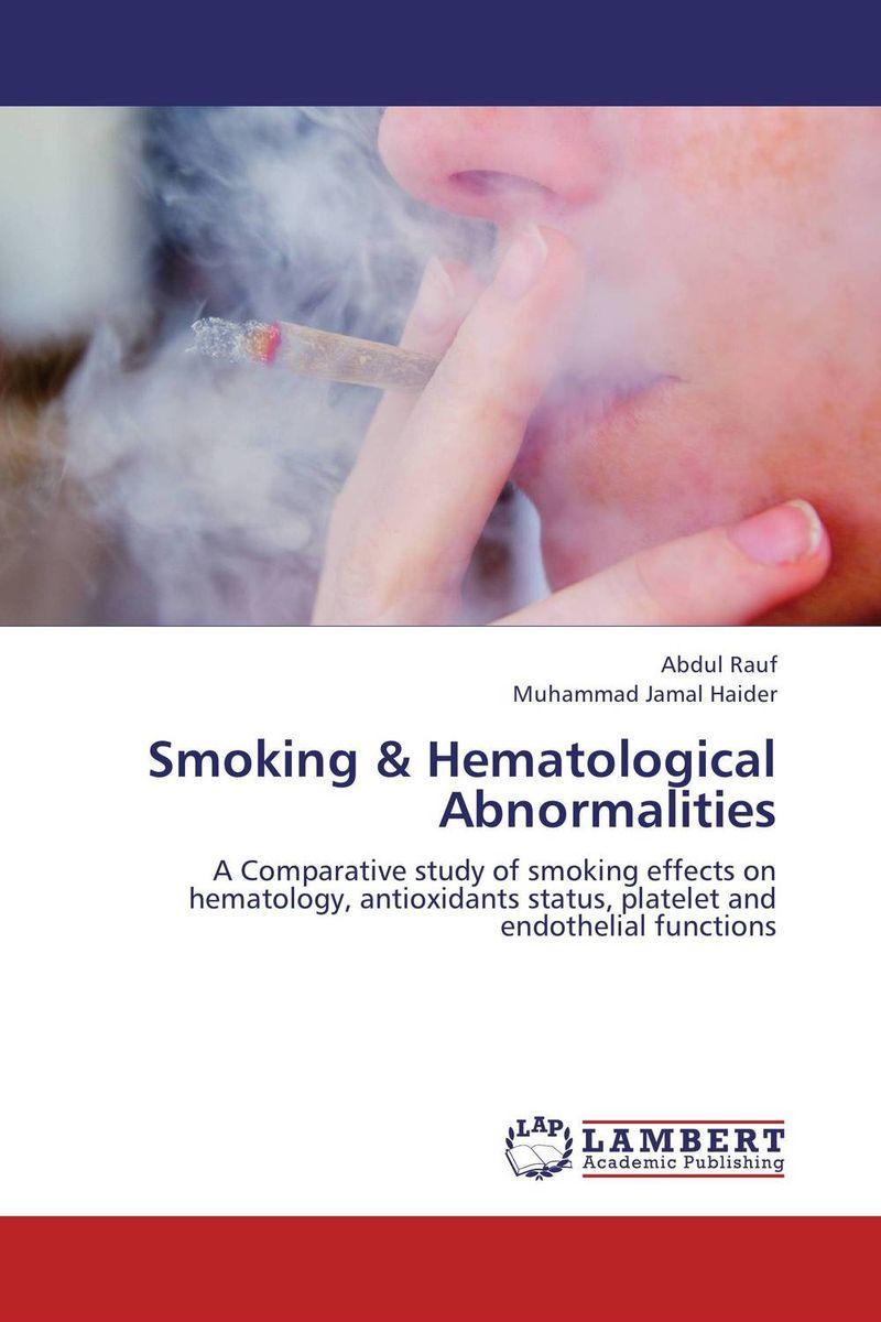 Smoking & Hematological Abnormalities gaurish shetty study of hematological profile in malaria