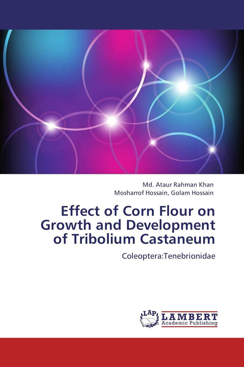 Effect of Corn Flour on Growth and Development of Tribolium Castaneum форма для выпечки кварц диаметр 13 5 см