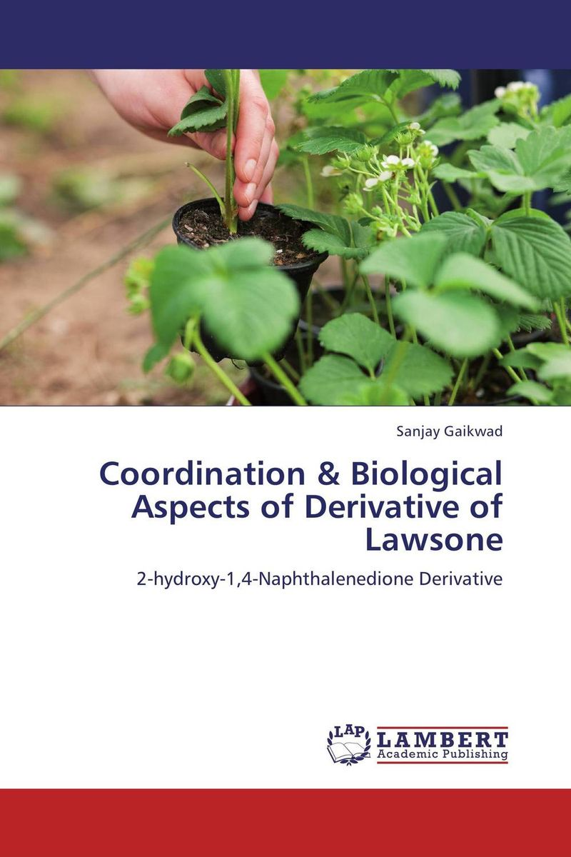 Coordination & Biological Aspects of Derivative of Lawsone csp as a coordination language