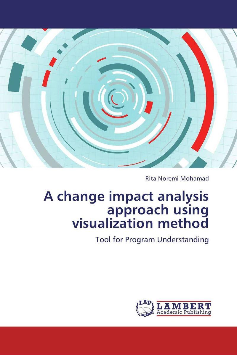A change impact analysis approach using visualization method ayesha faisal surface visualization using rational bi quadratic spline functions