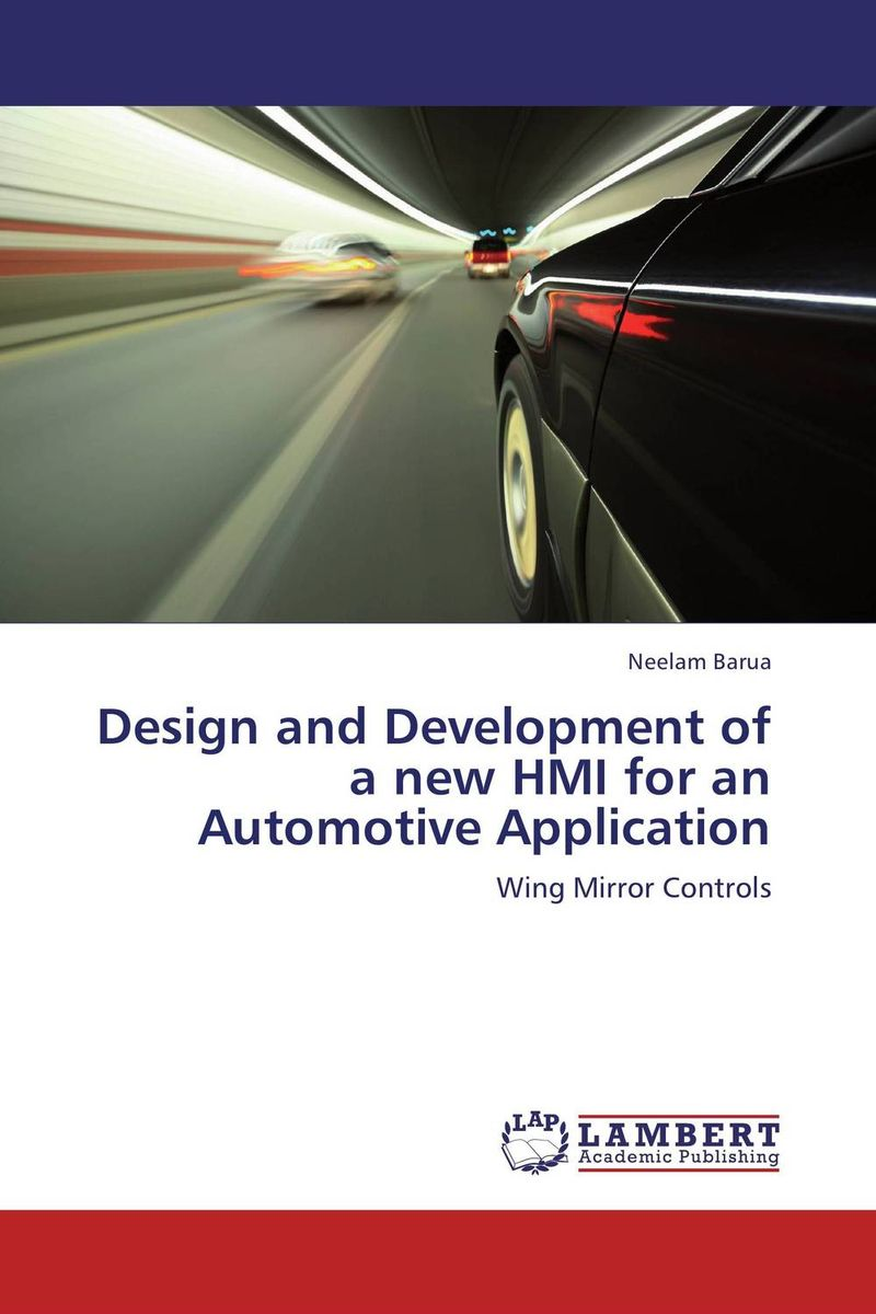 Design and Development of a new HMI for an Automotive Application driven to distraction