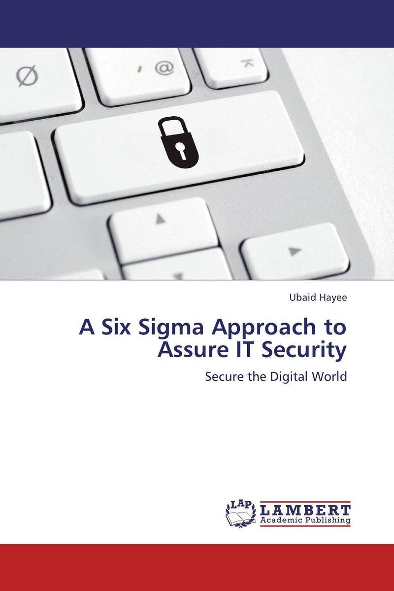 A Six Sigma Approach...