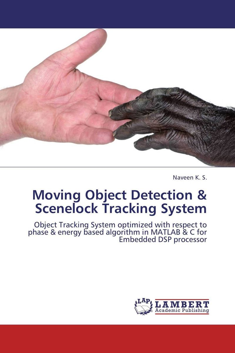 Moving Object Detection & Scenelock Tracking System video object tracking
