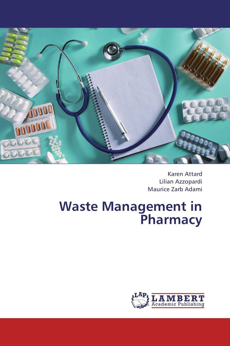 Waste Management in Pharmacy a concise textbook of community pharmacy