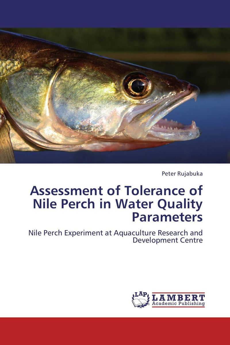 Assessment of Tolerance of Nile Perch in Water Quality Parameters bride of the water god v 3