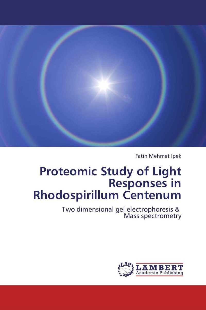 Proteomic Study of Light Responses in Rhodospirillum Centenum