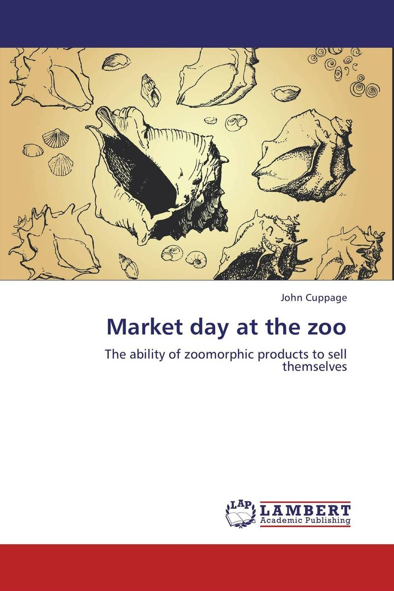 Market day at the zoo market day