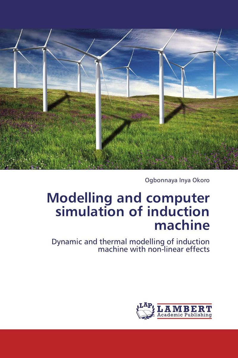 Modelling and computer simulation of induction machine 1 8kw integrated type of induction heating machine