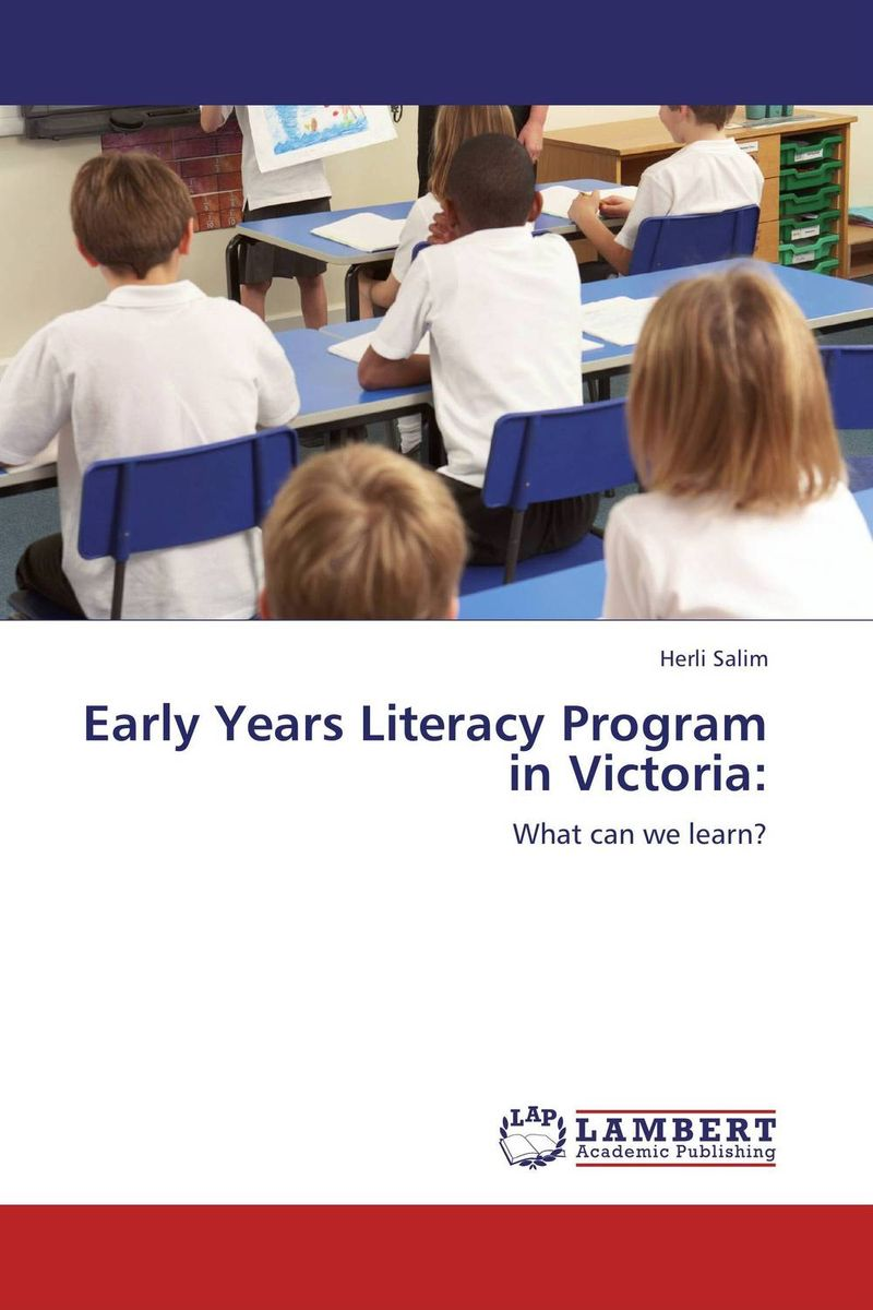 Early Years Literacy Program in Victoria: