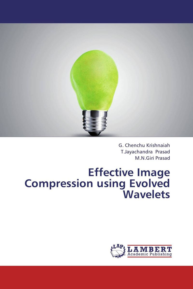 Effective Image Compression using Evolved Wavelets купить