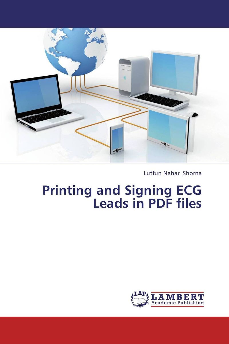Printing and Signing ECG Leads in PDF files народная демонология полесья pdf