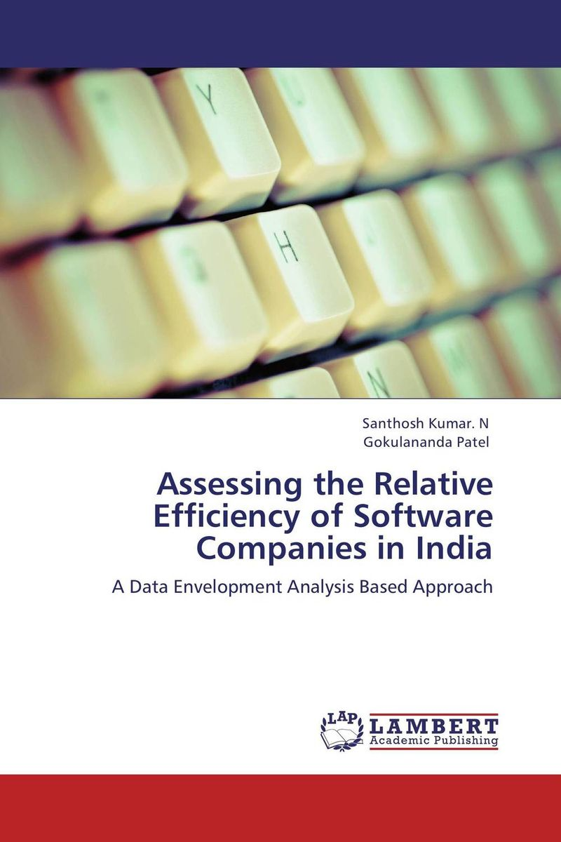 Assessing the Relative Efficiency of Software Companies in India empirical evaluation of operational efficiency of major ports in india