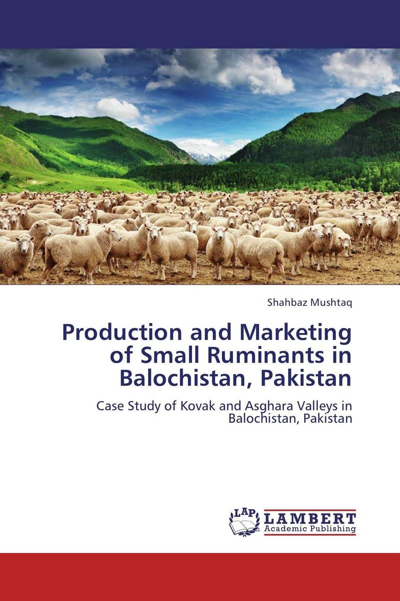 Production and Marketing of Small Ruminants in Balochistan, Pakistan adding value to the citrus pulp by enzyme biotechnology production