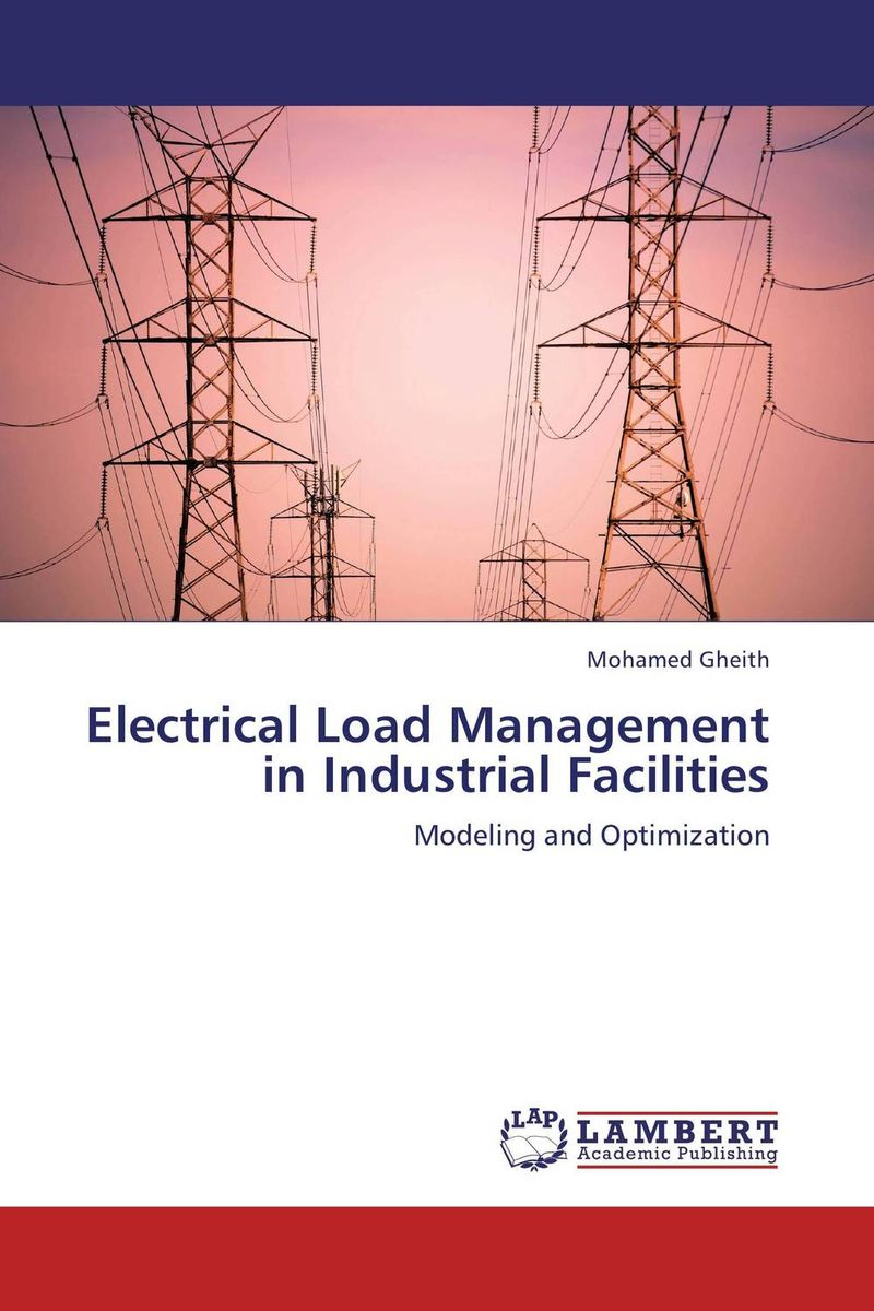 Electrical Load Management in Industrial Facilities analysis of hydrodynamic bearings by electrical analogy