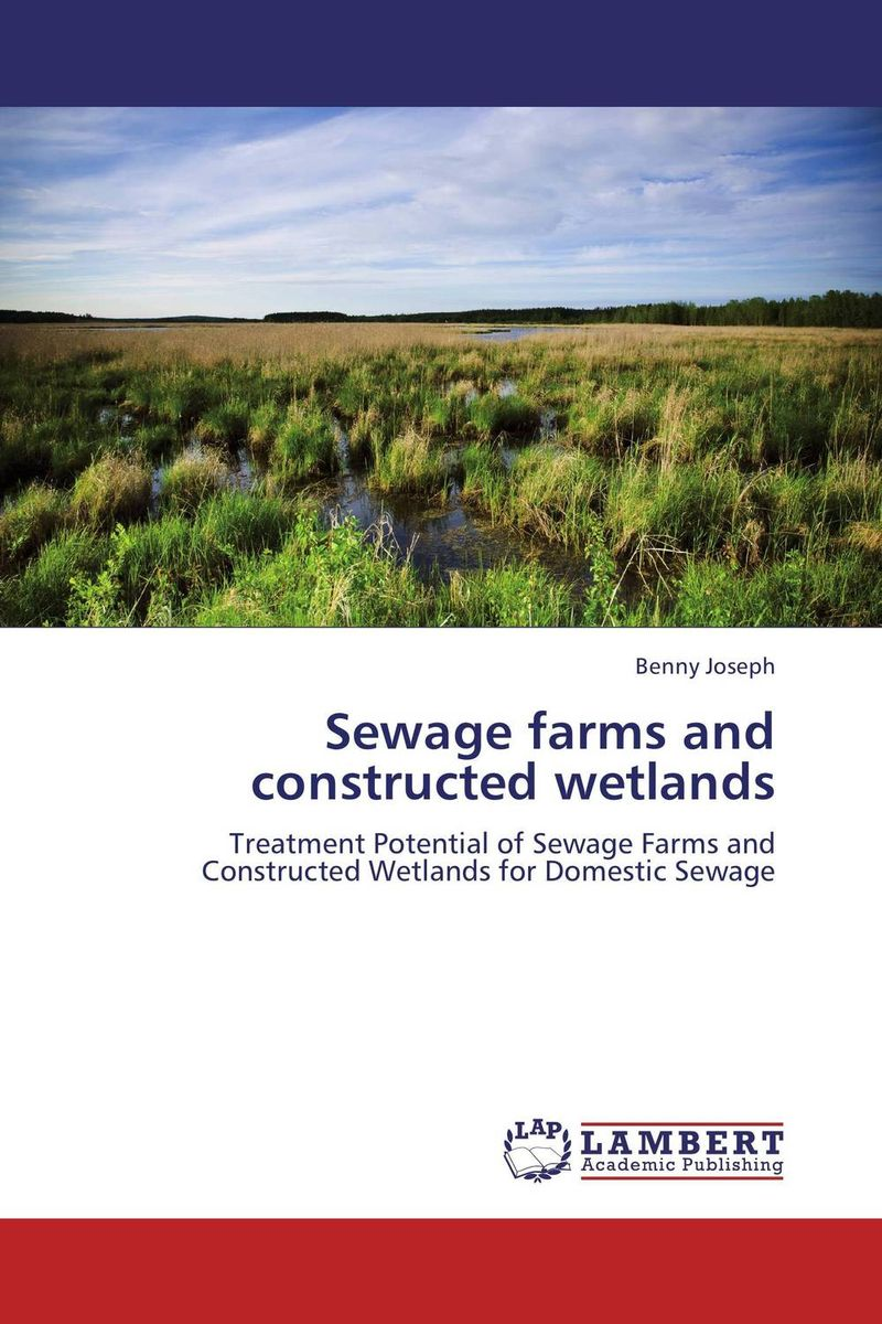 Sewage farms and constructed wetlands control of continuous stirred tank reactors