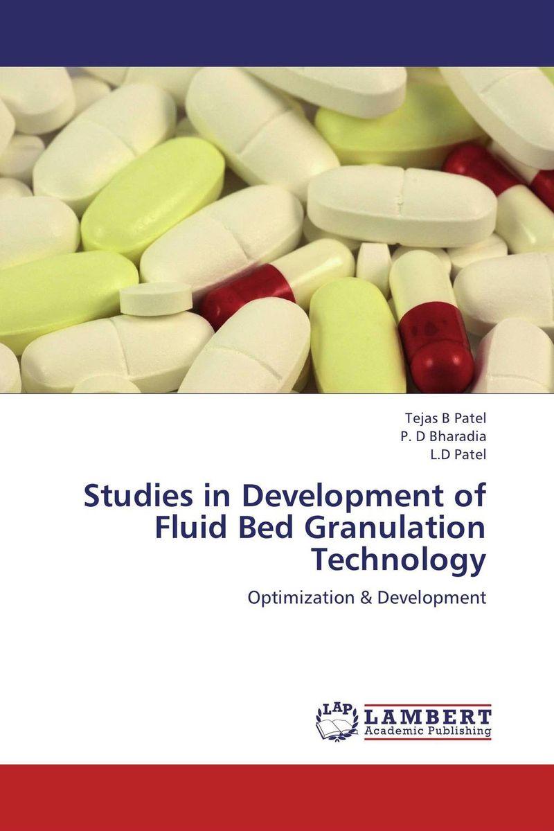 Studies in Development of Fluid Bed Granulation Technology human growth and development a complex process