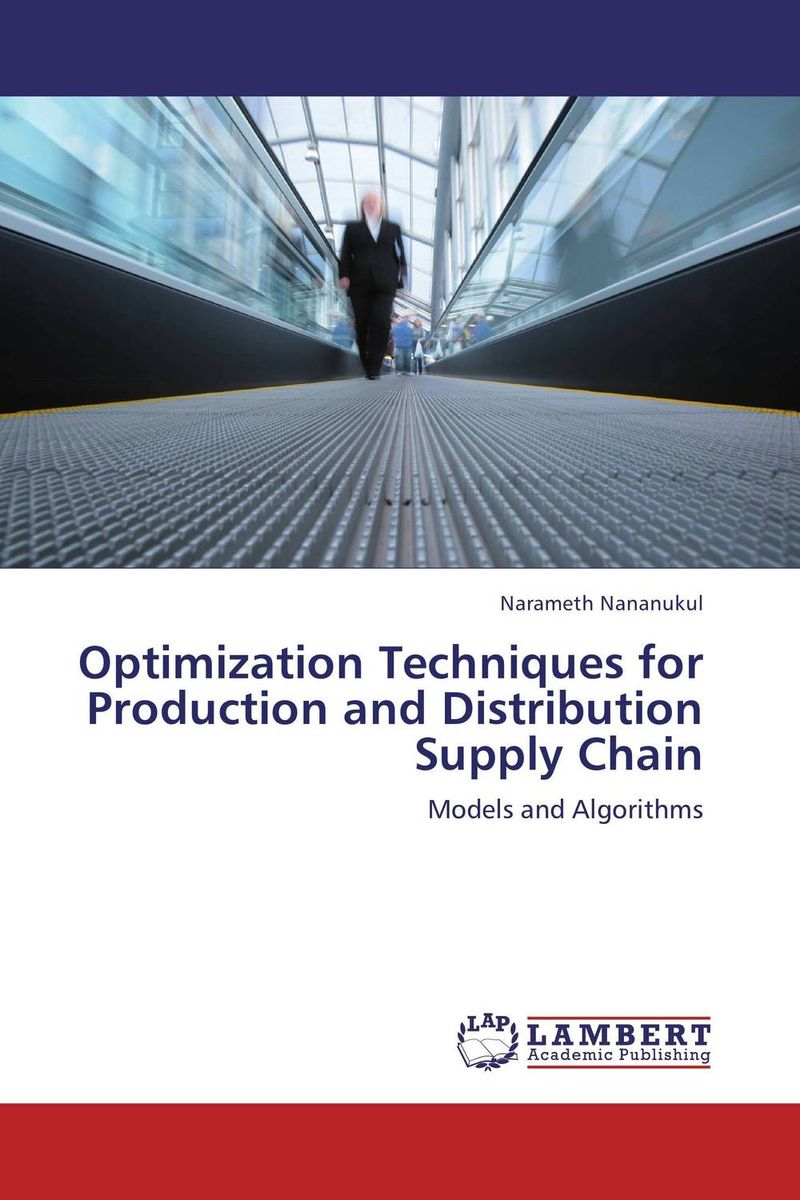 Optimization Techniques for Production and Distribution Supply Chain robert davis a demand driven inventory optimization and replenishment creating a more efficient supply chain