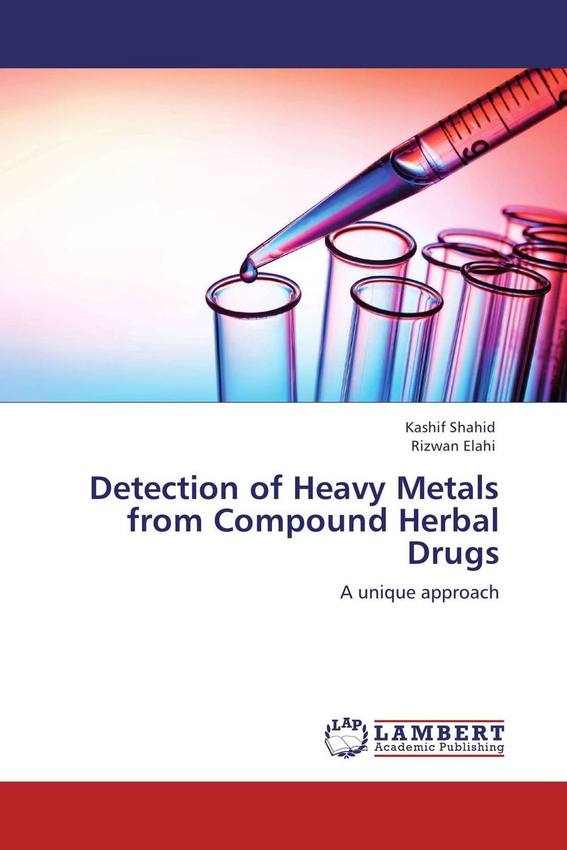 Detection of Heavy Metals from Compound Herbal Drugs pharmacognostic study of nigerian herbal drugs of importance