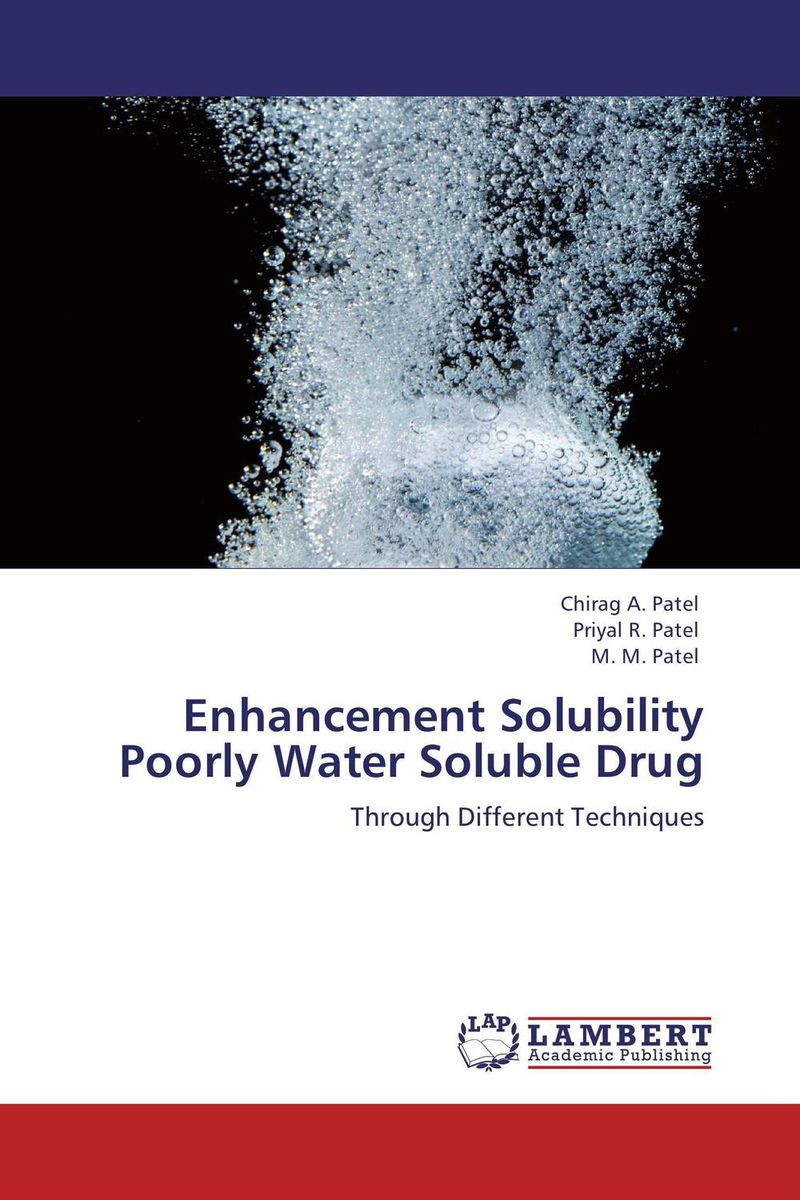 Enhancement Solubility Poorly Water Soluble Drug vipul p patel in vitro dissolution enhancement of felodipine