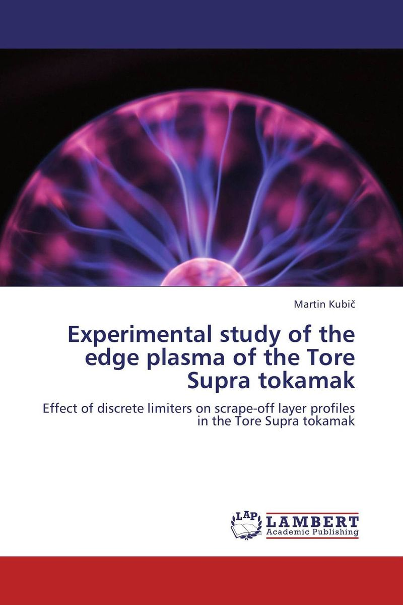 Experimental study of the edge plasma of the Tore Supra tokamak design and fabrication plasma diagnostics in ir t1 tokamak