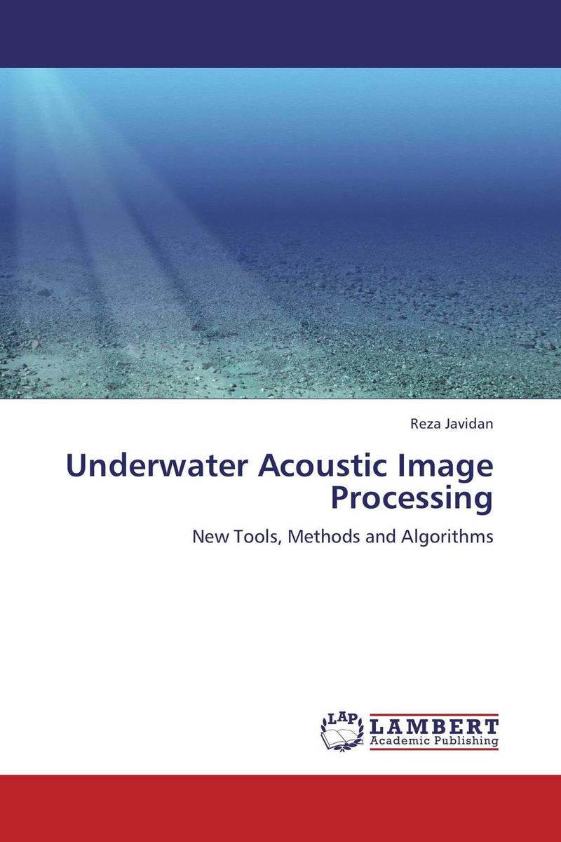 Underwater Acoustic Image Processing clustering and classification methods used in biosequence analysis