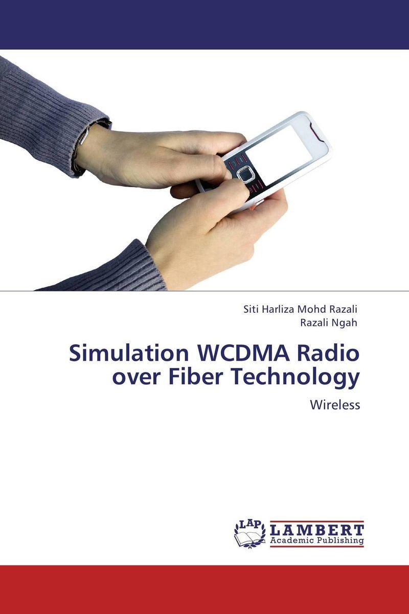 Simulation WCDMA Radio over Fiber Technology
