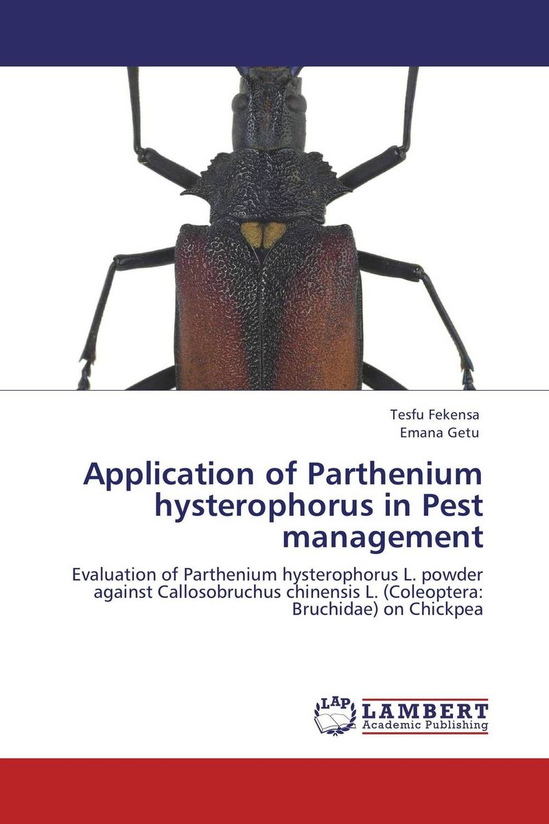 Application of Parthenium hysterophorus in  Pest management application of semiochemicals for post harvest pest management
