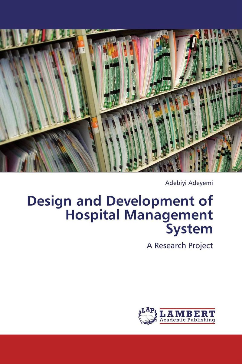 Design and Development of Hospital Management System user password