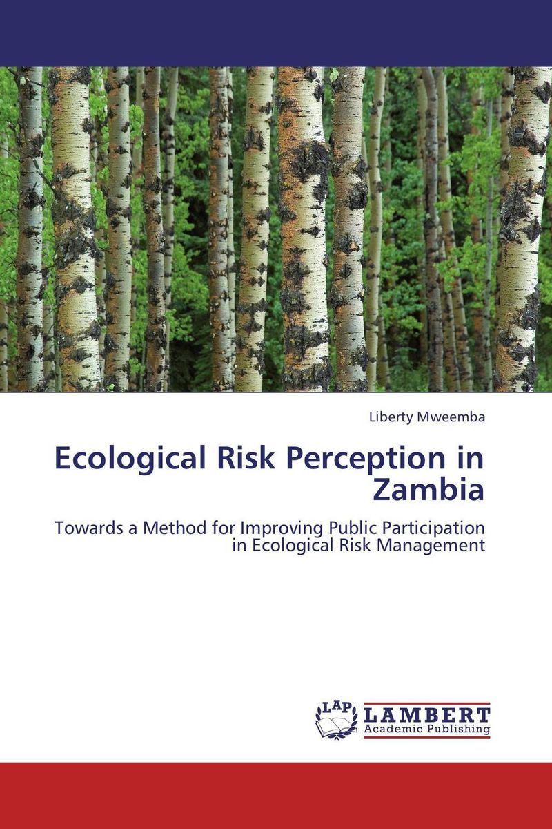 Ecological Risk Perception in Zambia a decision support tool for library book inventory management