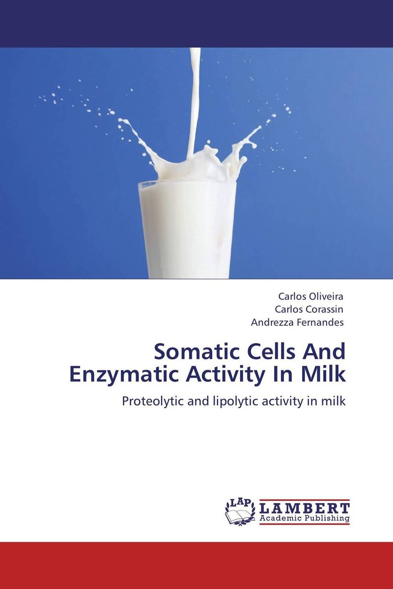 Somatic Cells And Enzymatic Activity In Milk methionine supplementation alters beta amyloid levels in brain cells
