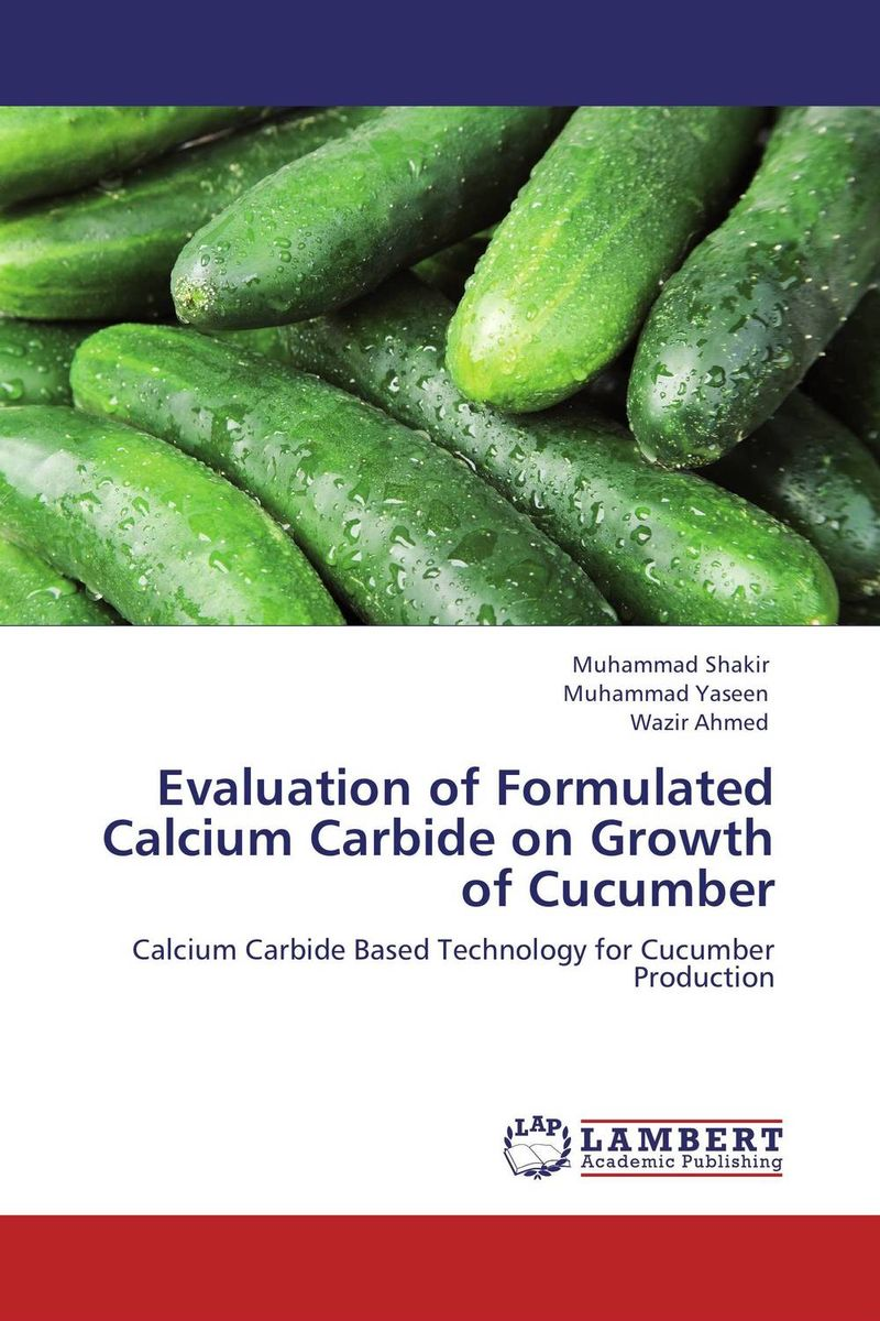 Evaluation of Formulated Calcium Carbide on Growth of Cucumber yeasts from nigerian fruits and their growth on formulated media