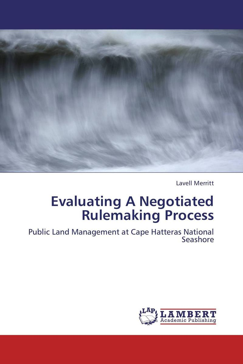 Evaluating A Negotiated Rulemaking Process practical batch process management