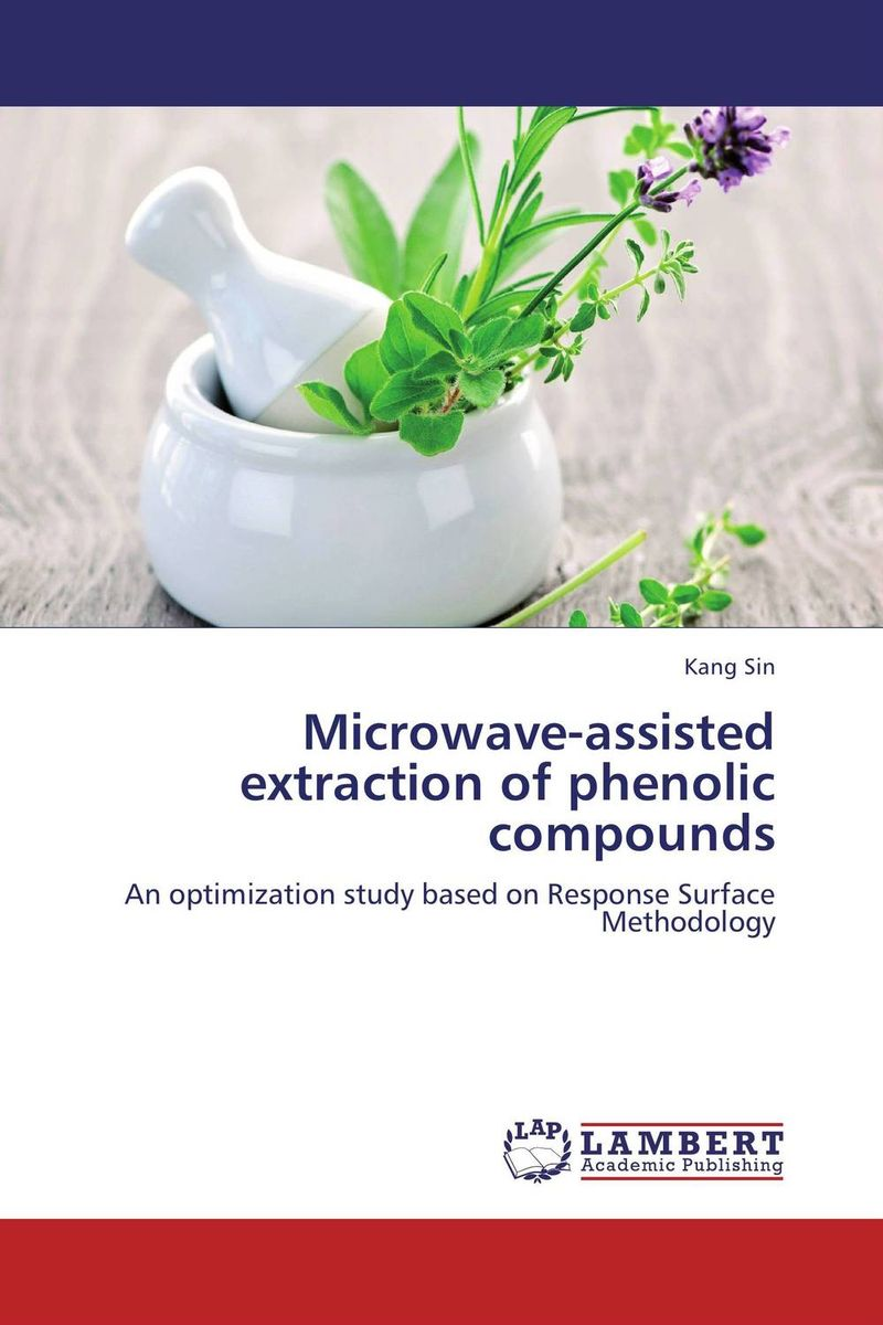 купить Microwave-assisted extraction of phenolic compounds недорого
