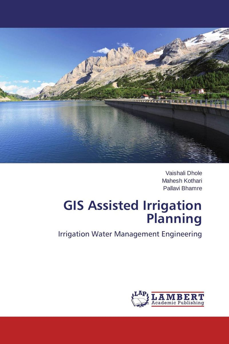 GIS Assisted Irrigation Planning evaluation of stage wise deficit furrow irrigation