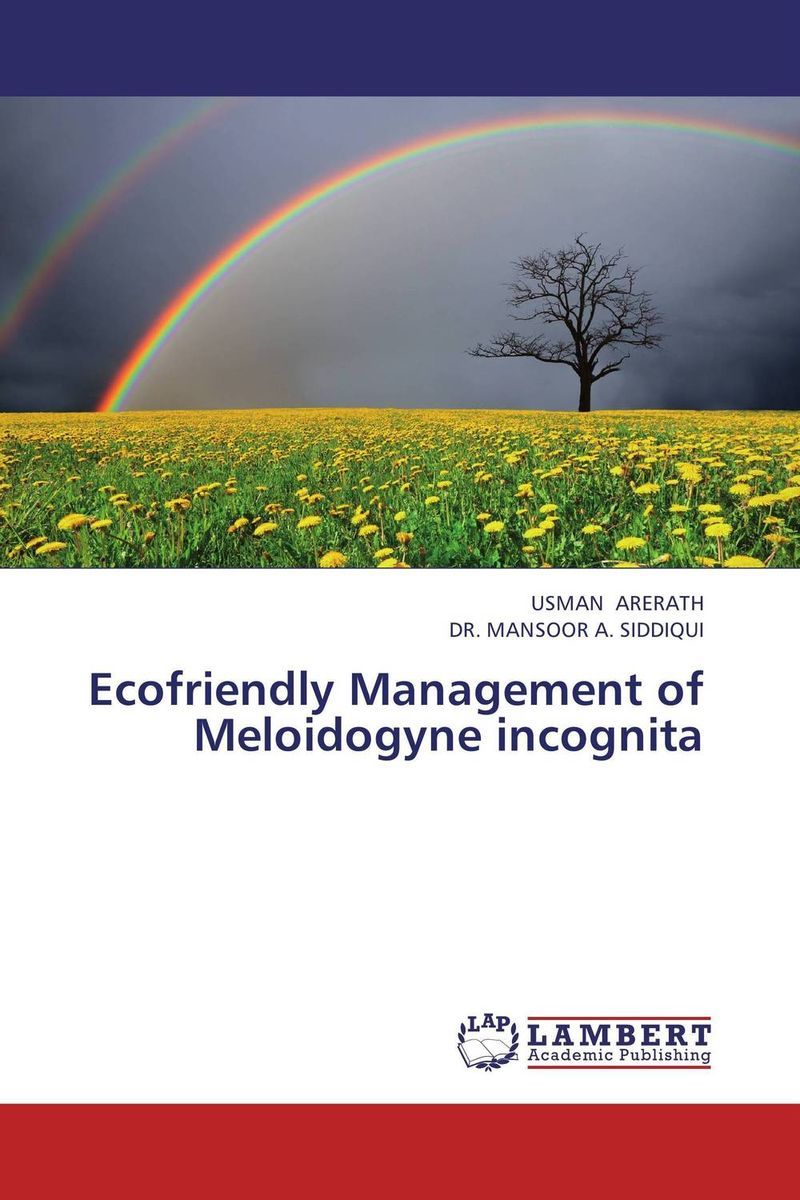 Ecofriendly Management of Meloidogyne incognita ornamental plant production in recycled water