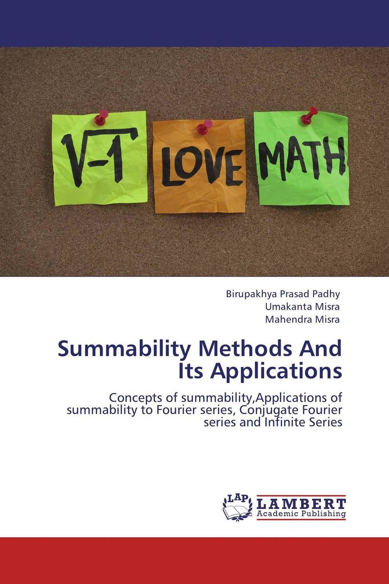 Summability Methods And Its Applications atamjit singh pal paramjit kaur khinda and amarjit singh gill local drug delivery from concept to clinical applications