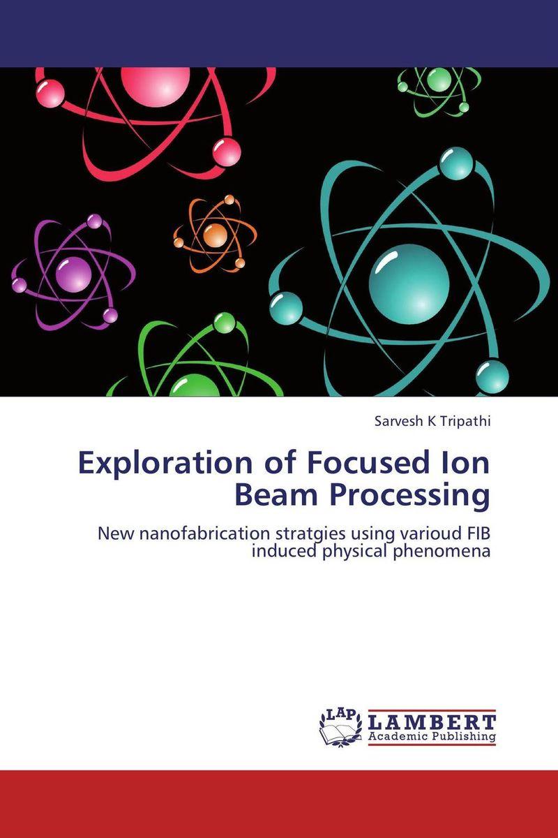 Exploration of Focused Ion Beam Processing faber castell ручка капиллярная grip цвет чернил карминовый