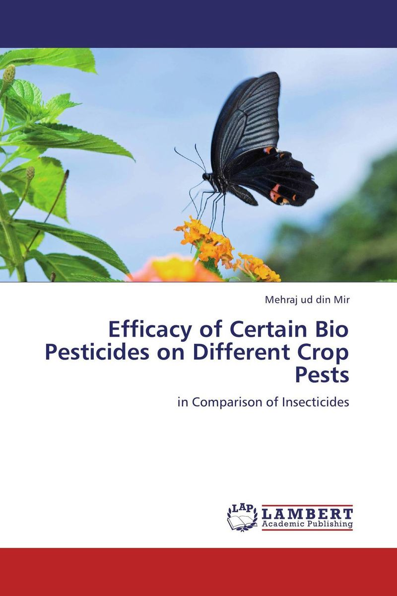 Efficacy of Certain Bio Pesticides on Different Crop Pests сумка marina creazioni сумка