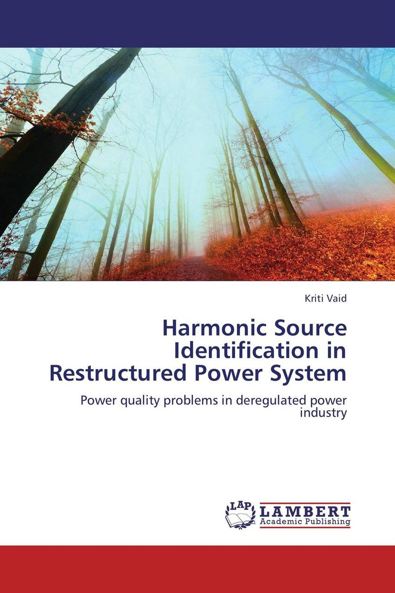 Harmonic Source Identification in Restructured Power System avantika fadnis harmonics in power system
