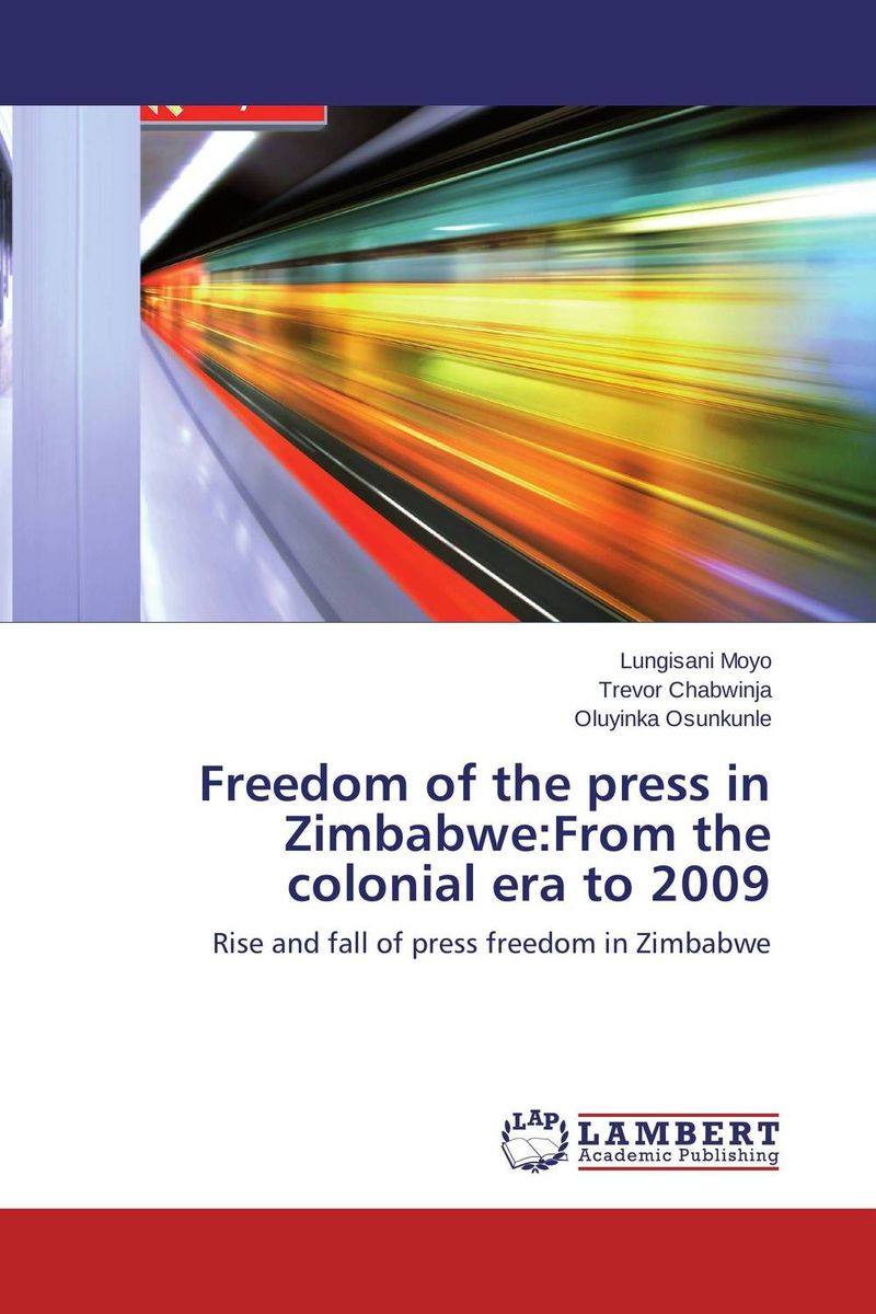 Freedom of the press in Zimbabwe:From the colonial era to 2009 ways of curbing tax evasion in zimbabwe