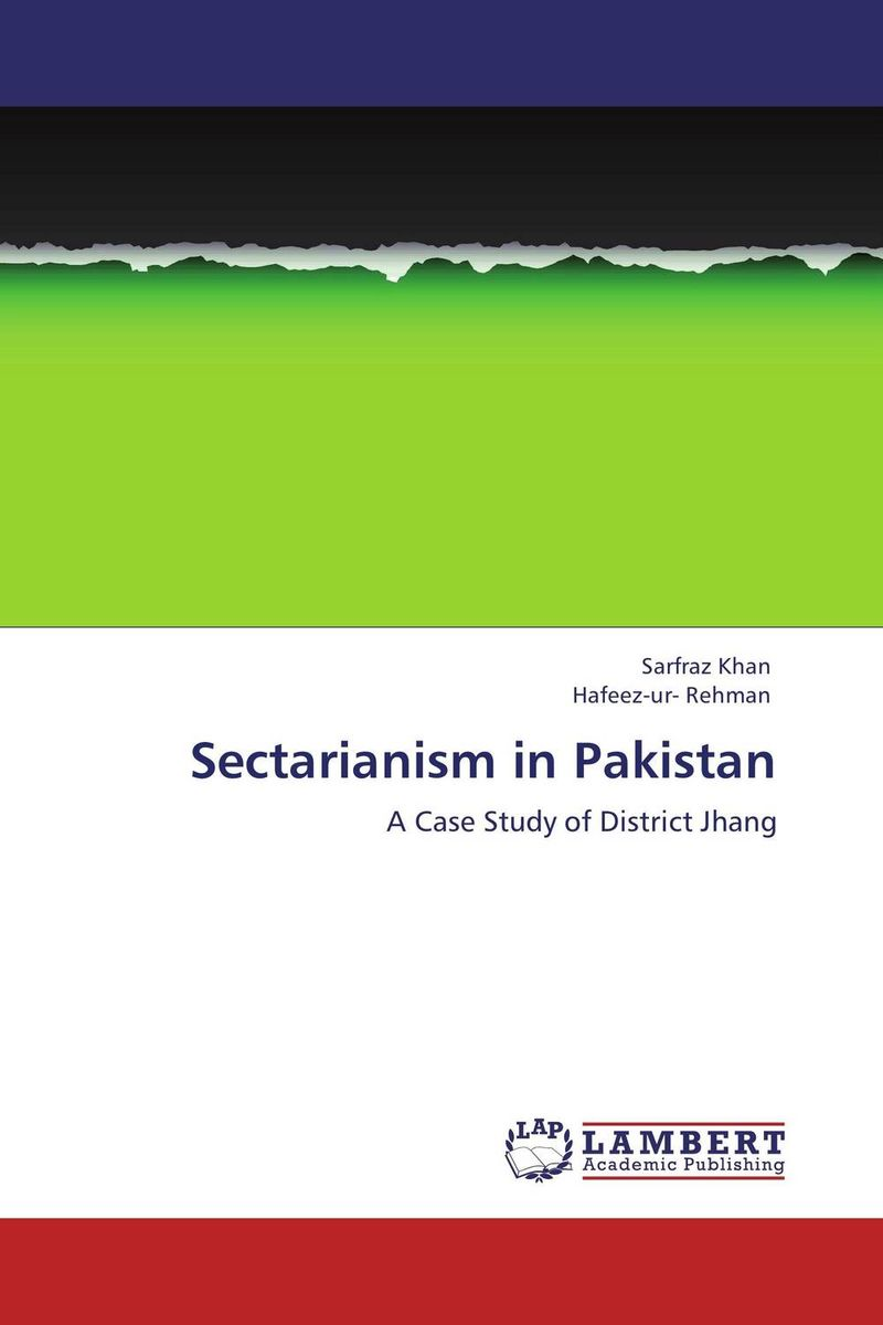 цена на Sectarianism in Pakistan