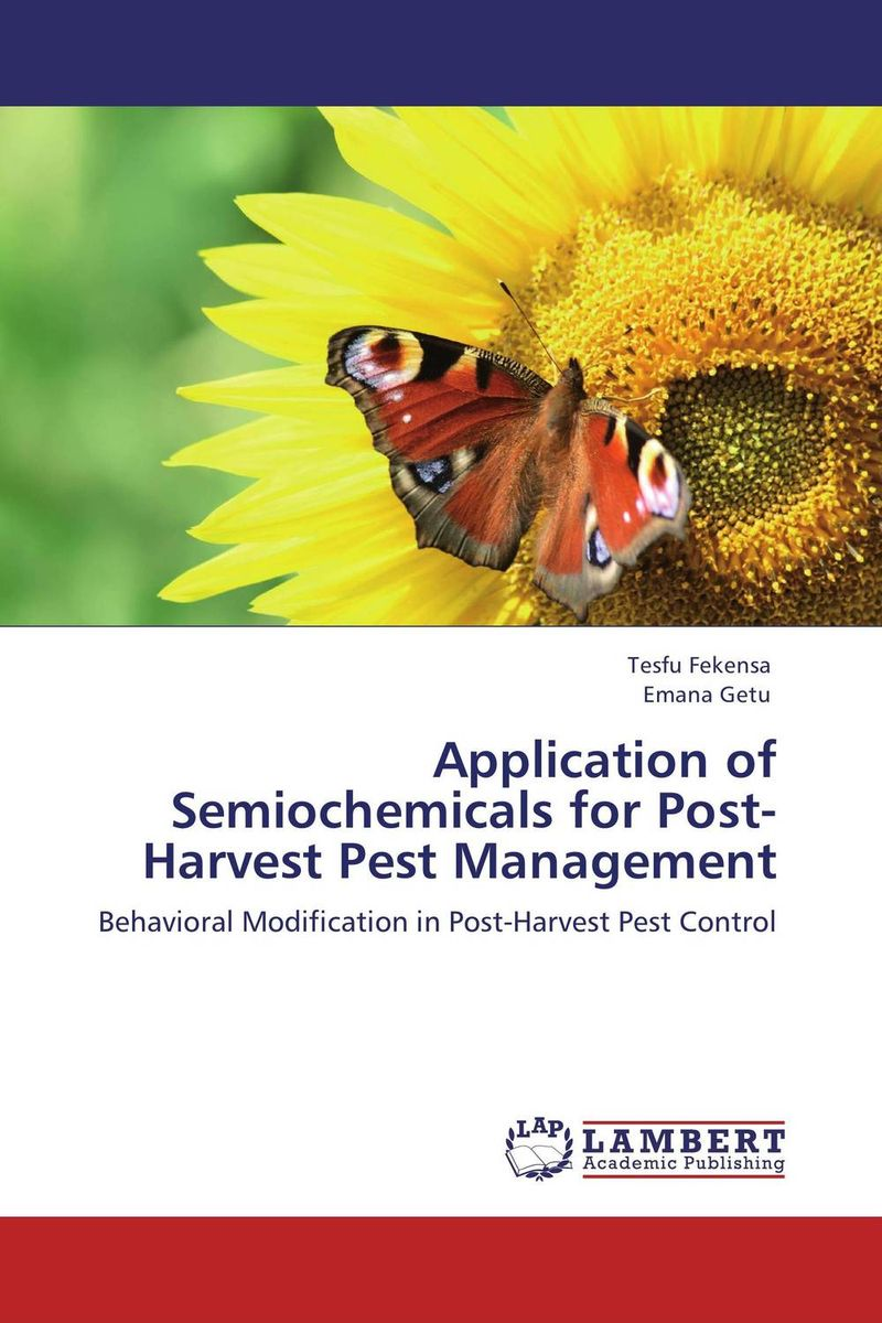 Application of Semiochemicals for Post-Harvest Pest Management jayaprakash arumugam and mohan s egg removal device for the management of stored product insects
