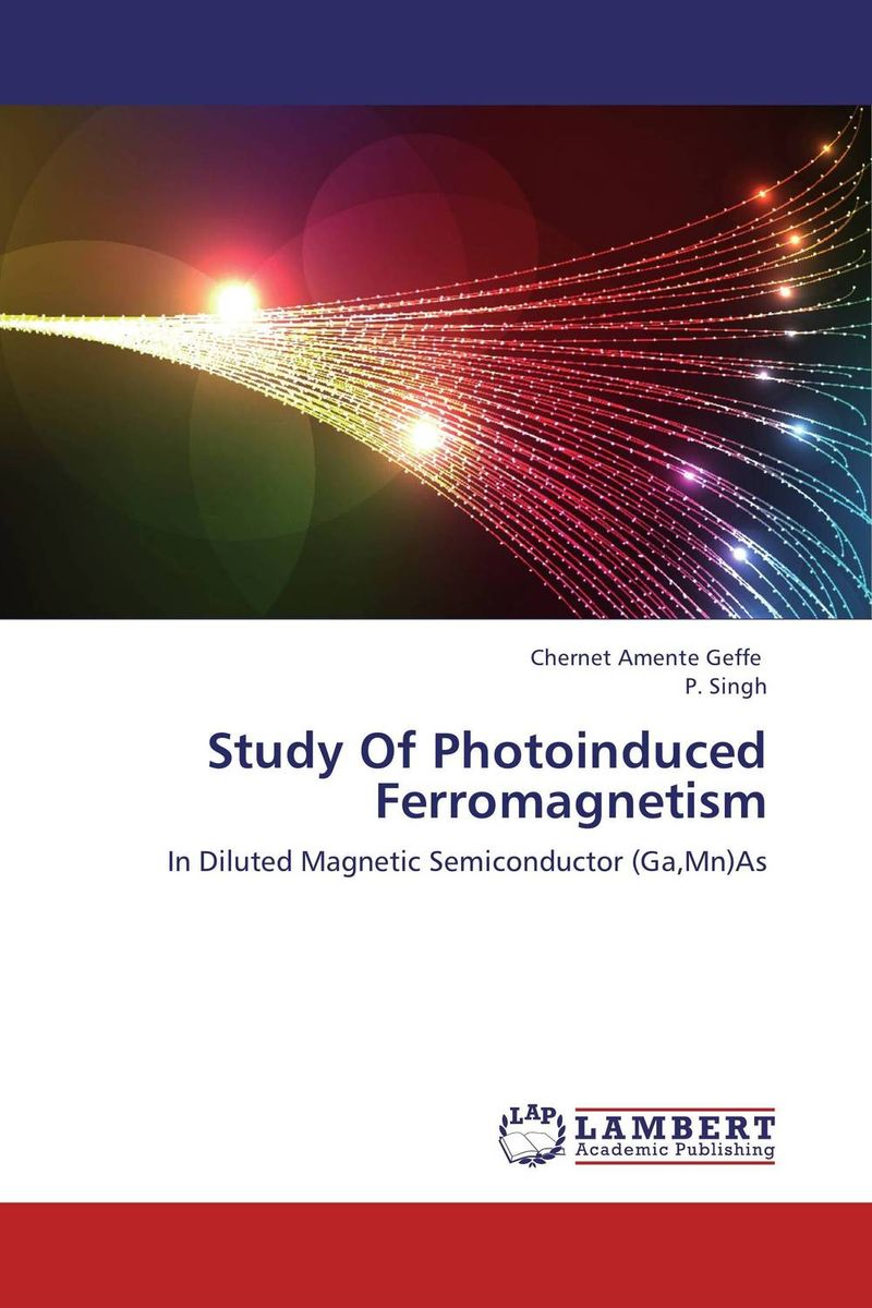 Zakazat.ru: Study Of Photoinduced Ferromagnetism