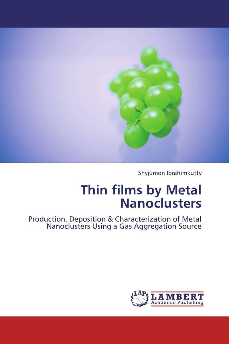 Thin films by Metal Nanoclusters the danish wind cluster