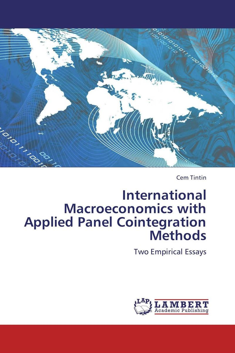 International Macroeconomics with Applied Panel Cointegration Methods