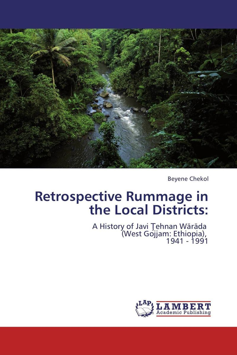 Retrospective Rummage in the Local Districts: the historical study of women