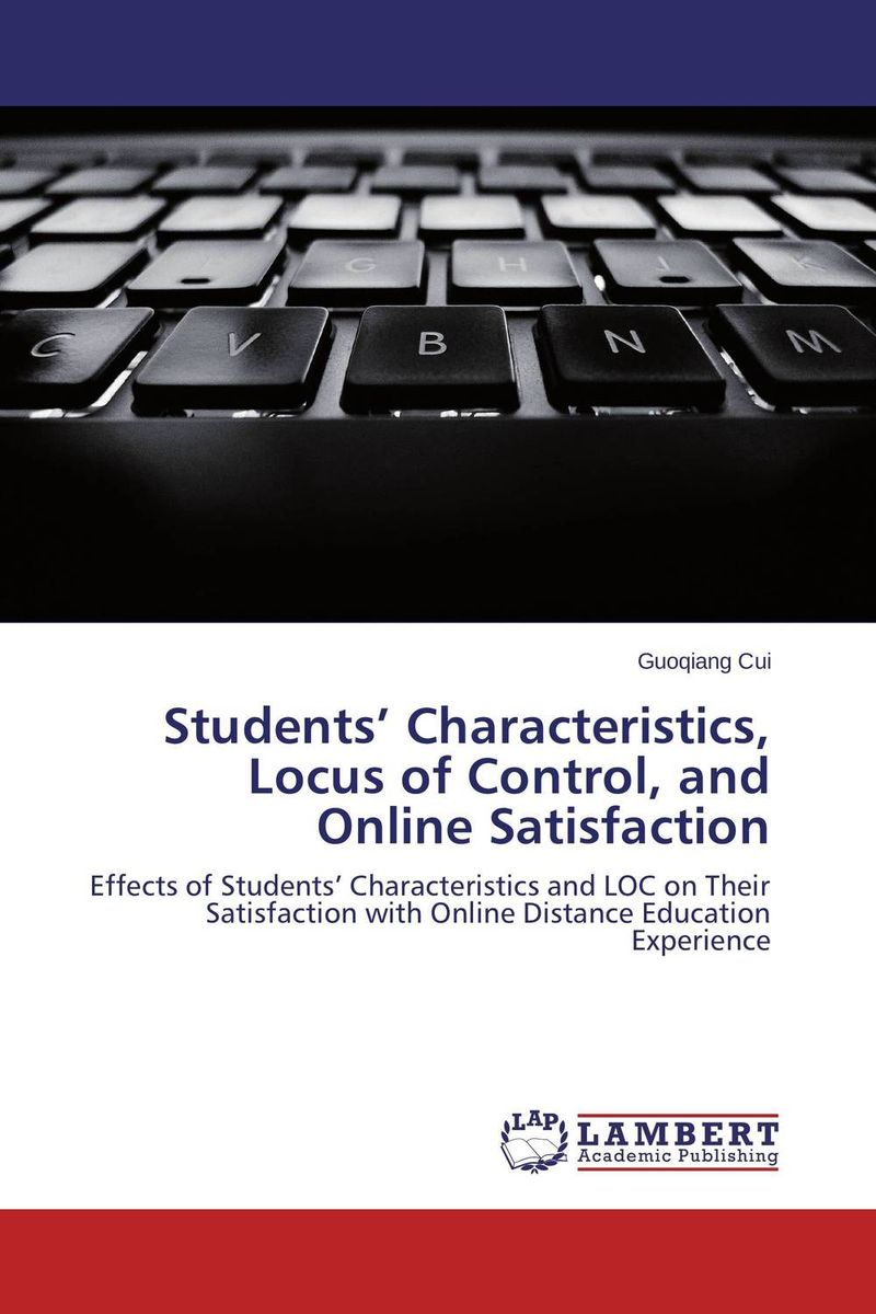 Students' Characteristics, Locus of Control, and Online Satisfaction tv антенну locus для дачи в москва