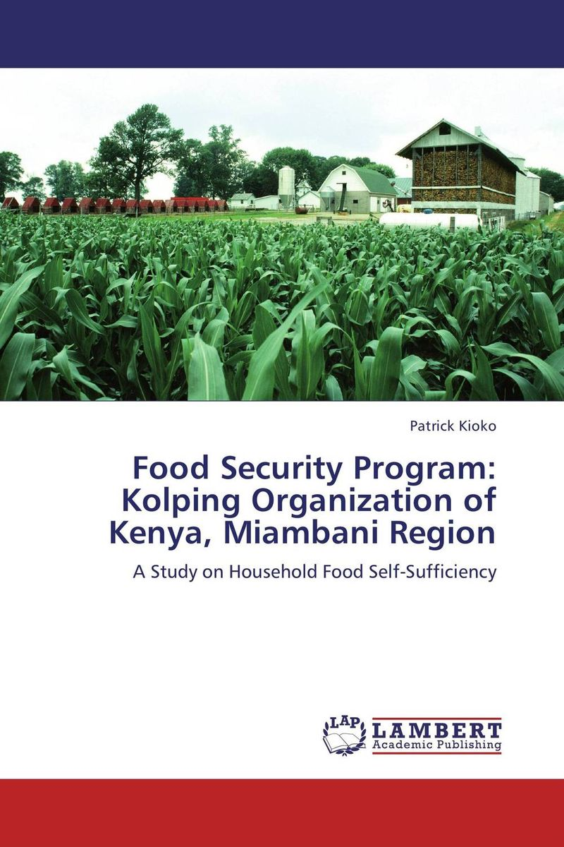 Food Security Program: Kolping Organization of Kenya, Miambani Region ce emc lvd fcc 3g h ozonizer for livestock farm